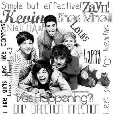 I  One Direction!